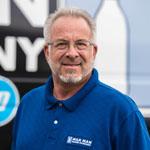 """Dave """"Coach"""" Finato Technician – Bay Area"""