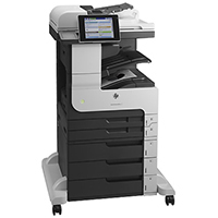 HP LaserJet Enterprise MFP M725