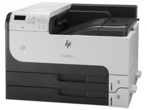 HP Laser Jet Printer M712