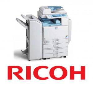 Ricoh Aficio MFP's 2016